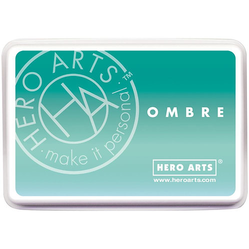 Ombre Mint to Green