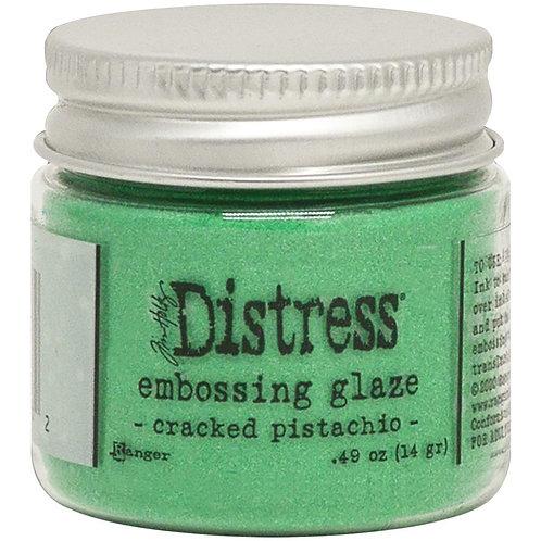 Embossing Glaze - Cracked Pistachio