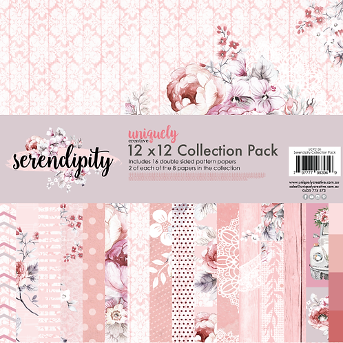"""Serendipity 12"""" Collection Kit"""