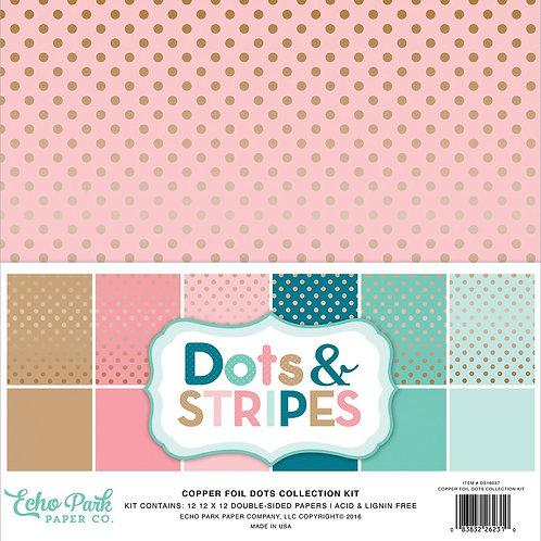Echo Park - Dots & Stripes