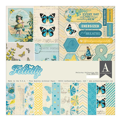 Authentique - Felicity Collection Kit