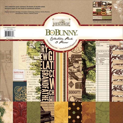Bo Bunny - Heritage Collection Kit