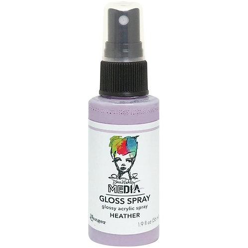 Dina Wakley Media -   Heather Gloss Spray