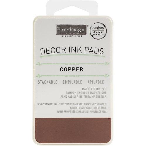 Decor Ink Pad - Copper