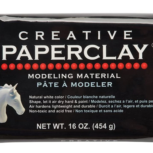 Creative Paperclay - Natural White