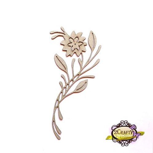 2Crafty - Amelia Flower Stem Large