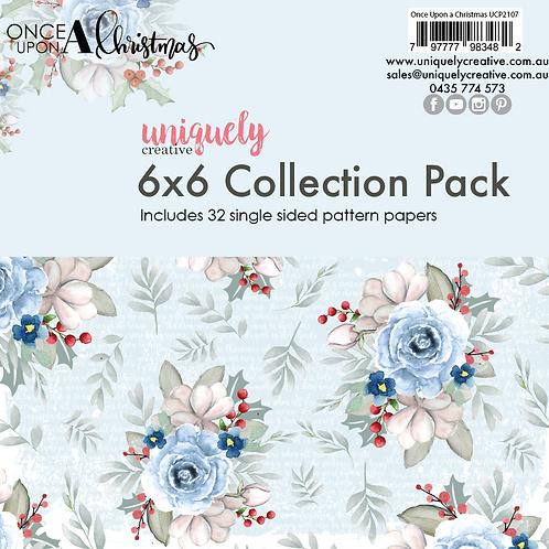 """Once Upon A Christmas 6"""" Collection Kit"""