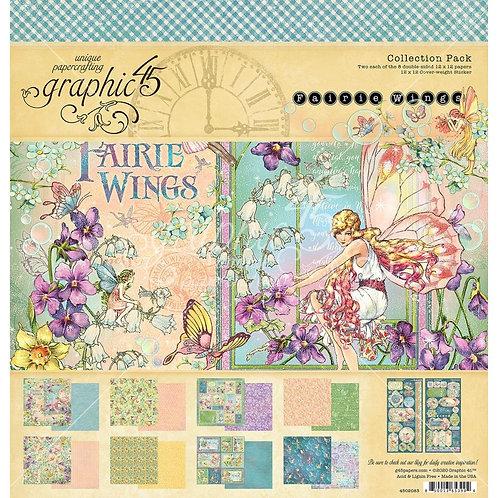 Fairie Wings Paper Pad