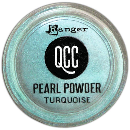Pearl Powder - Turquoise