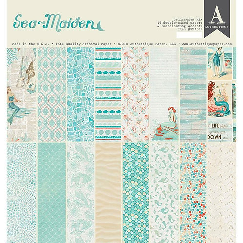 Authentique - Sea Maiden Collection Kit