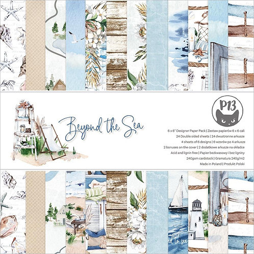 """Beyond The Sea 6"""" Collection"""