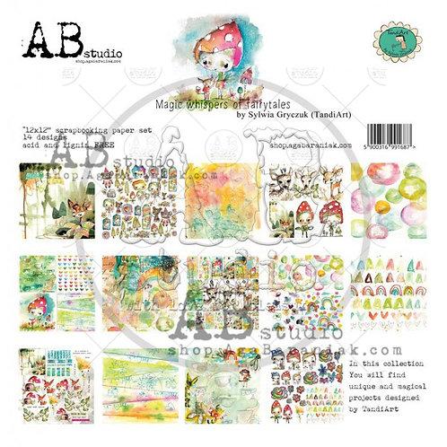 AB Studio - Magic Whispers of Fairytales