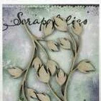 Scrapaholic -Whimsy Vine Set