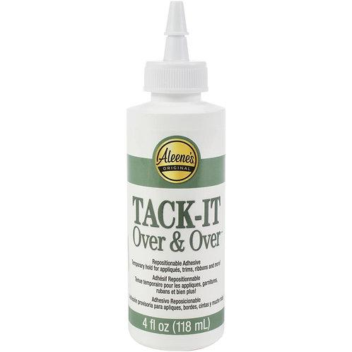 Aleene's Tack-It Over & Over Liquid Glue