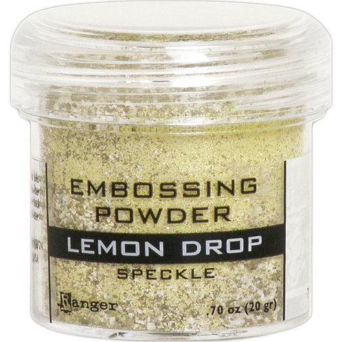 Embossing Powder - Lemon Drop