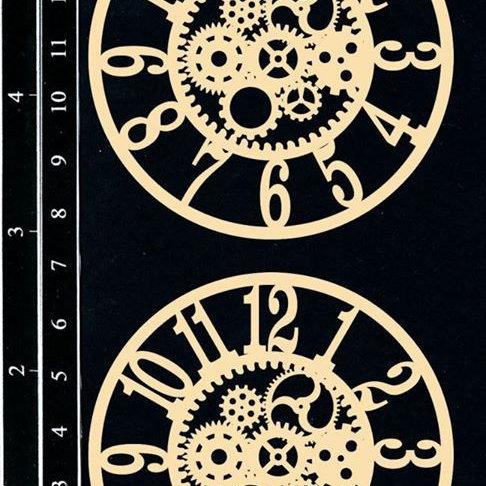 Dusty Attic- Clocks Work Small