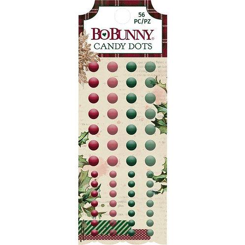 Christmas Treasures - Candy Dots