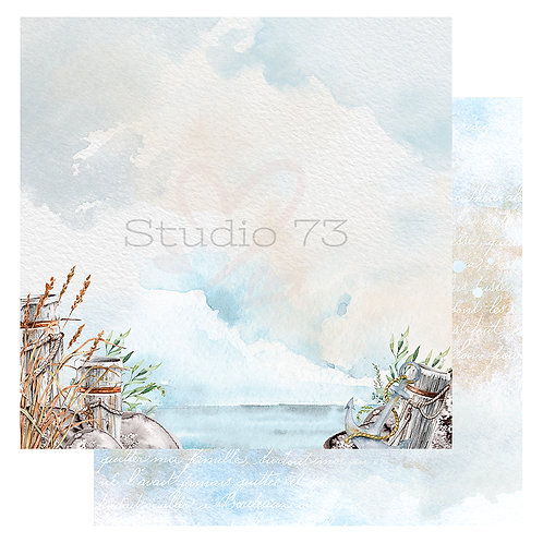 Studio 73 - Seaside Serenity - Seaside Escape