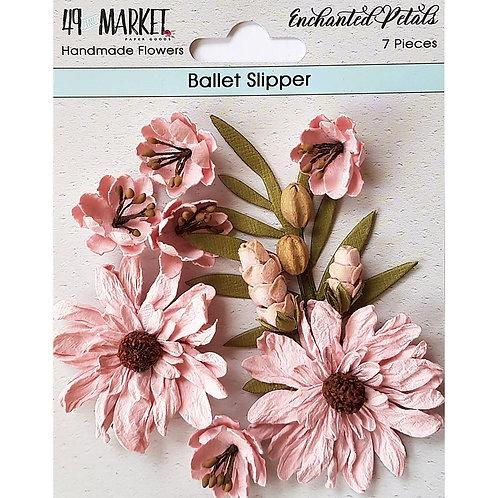 Enchanted Petals - Ballet Slipper