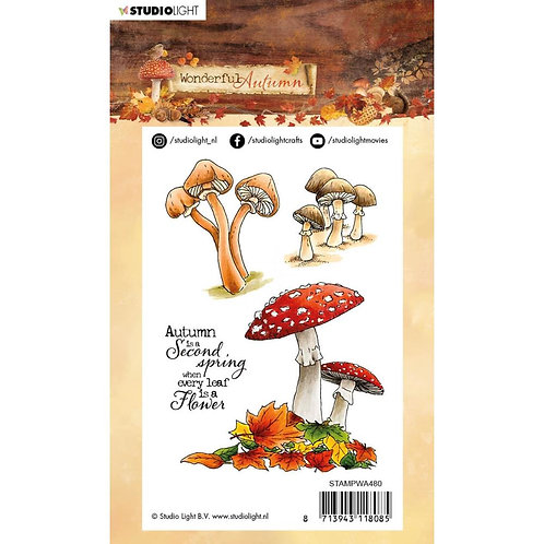 Autumn Stamps NR. 480