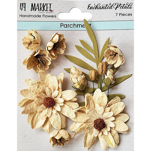 Enchanted Petals - Parchment