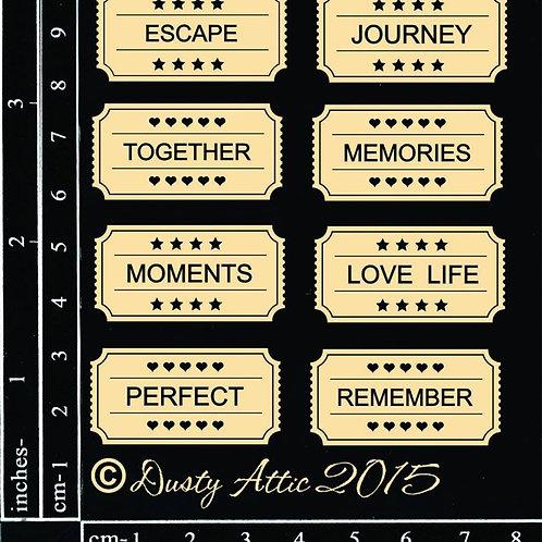 Dusty Attic -Tickets