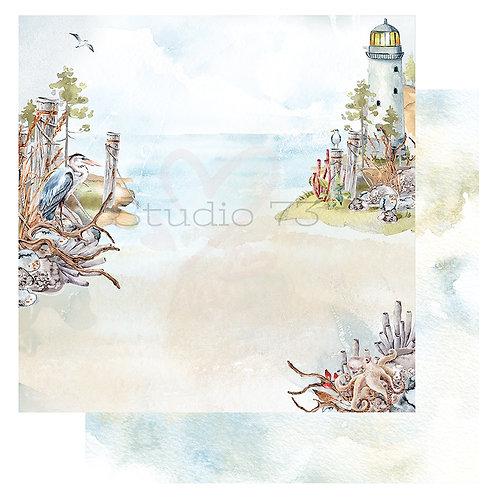 Studio 73 - Seaside Serenity - Herron Cove