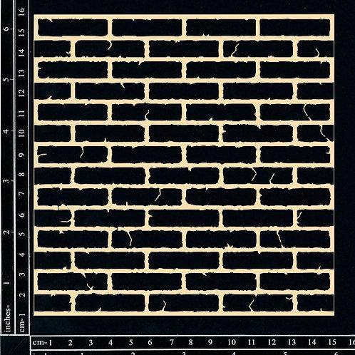 Dusty Attic - Mini Brick wall