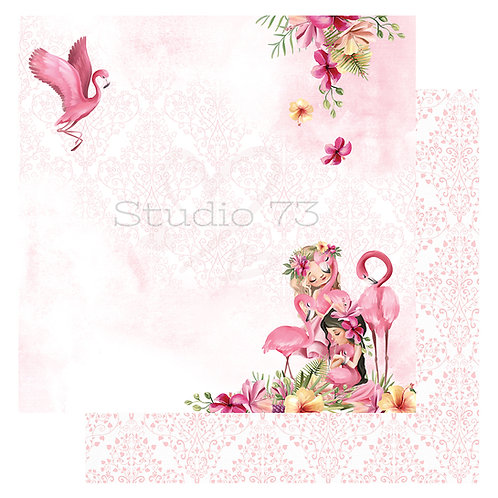 Studio 73 - Flamingo Princess