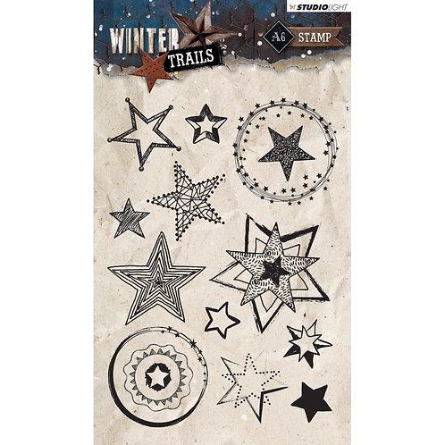 Winter Trails - Stars