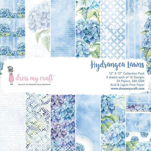 Hydrangea Lawns