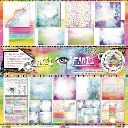 Arty Farty paper pack