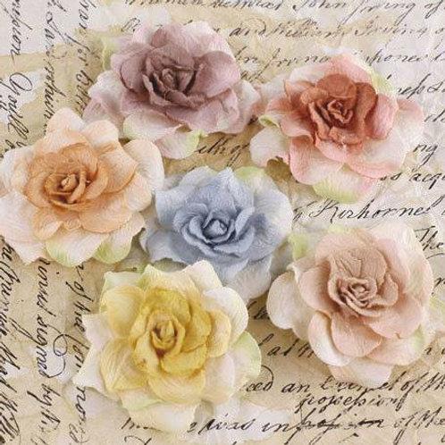 Prima Flowers Pankita Rose Winter Mix