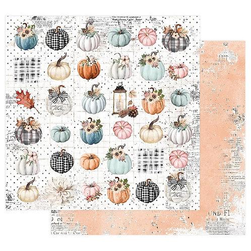 Pumpkin Spice - Fall to Fall