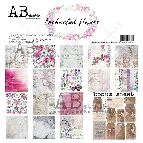 AB Studio - Enchanted Flowers
