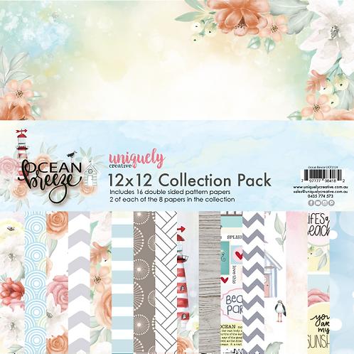 "Ocean Breeze 12"" Collection Kit"