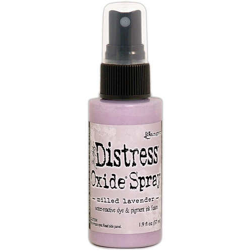 Spray-Milled Lavender