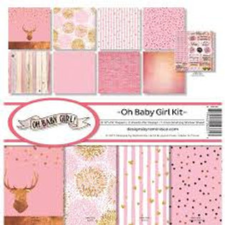 Reminisce Designs - Oh Baby Girl