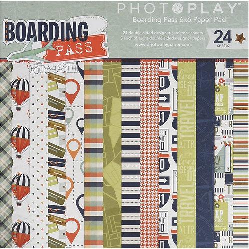 Photo Play - Boarding Pass
