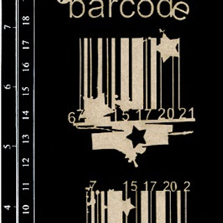 Bar Codes 5 pack
