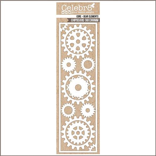 Celebr8 - Cog/Gear Set