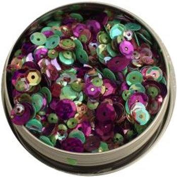Sequins - Violet Blossom