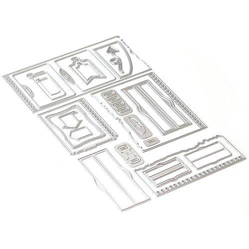 Elizabeth Craft - Note Pieces