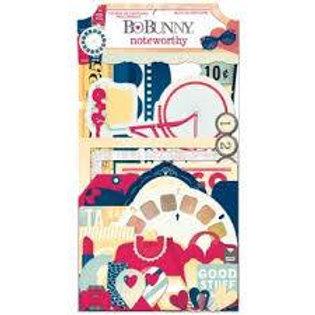 Bo Bunny -  Modern Miss Noteworthy