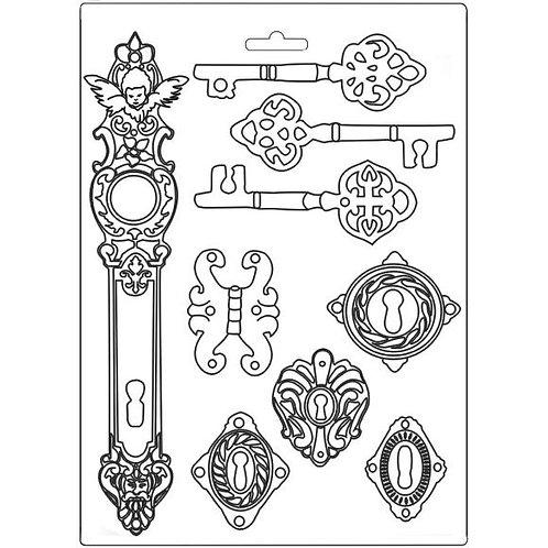 Keys & Locks, Lady Vagabond