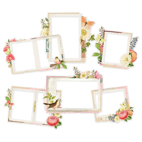 Vintage Garden District - Layered Frames
