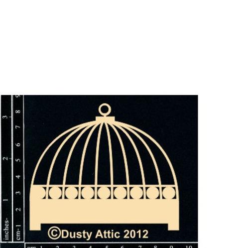 Dusty Attic - Bird Cage #3