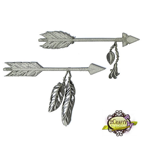 Tribal Arrows Large