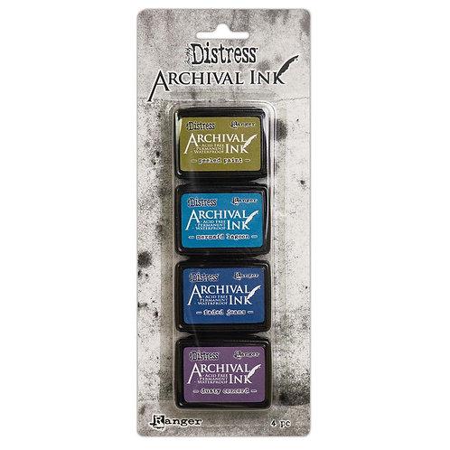 Archival Ink pack - Kit 2