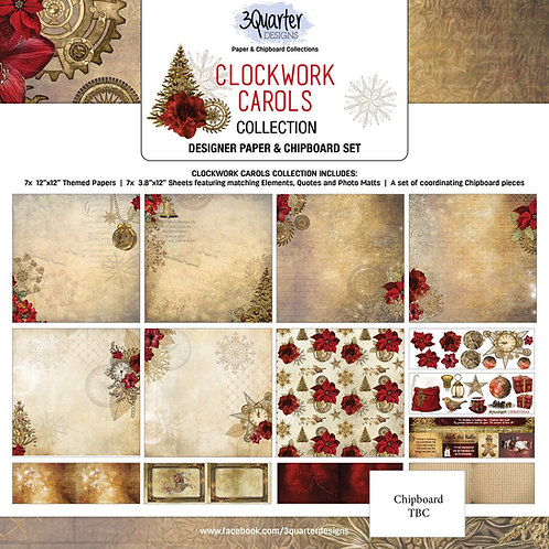 3Quarter - Clockwork Carols Collection